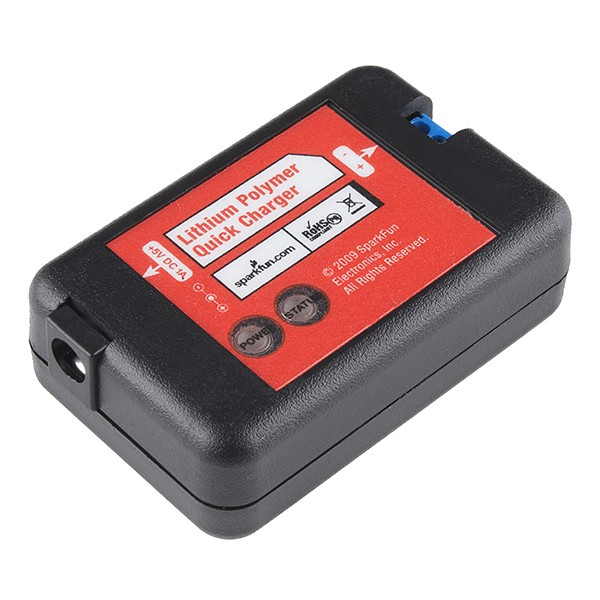 LiPoly Fast Charger - 5V Input