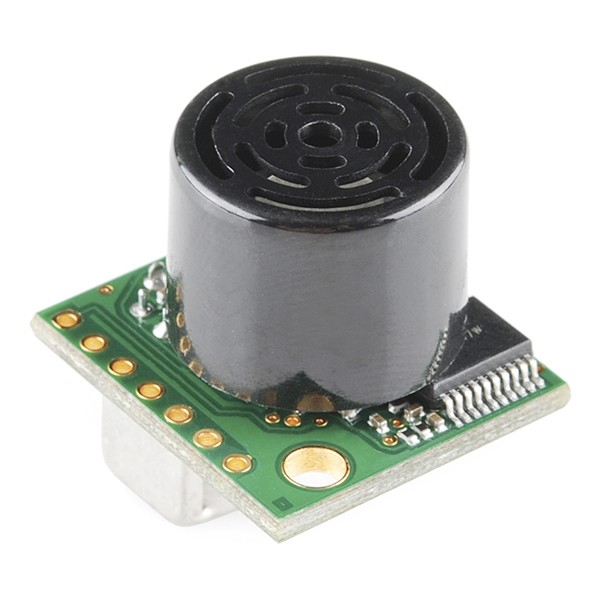 Ultrasonic Range Finder - XL-Maxsonar EZ4