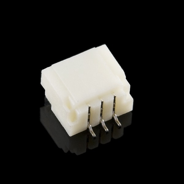 Connector 1.0mm Horizontal - 3 pin