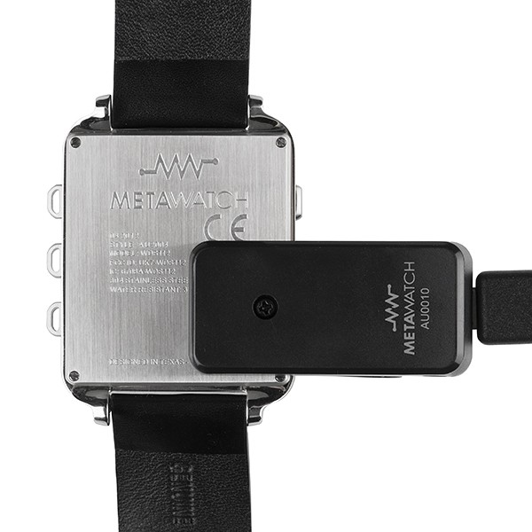 Metawatch frame black