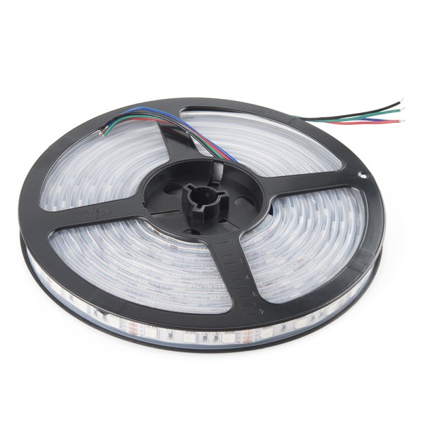LED RGB Strip - Sealed (5M)