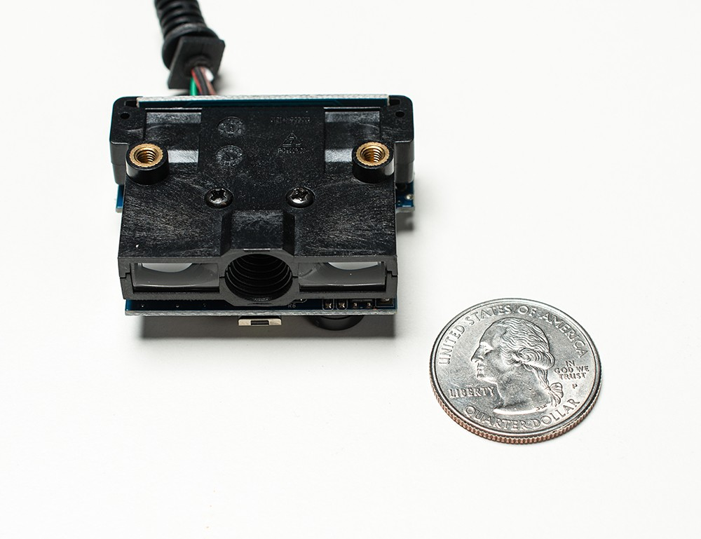 Barcode Reader/Scanner Module - CCD Camera - USB Interface