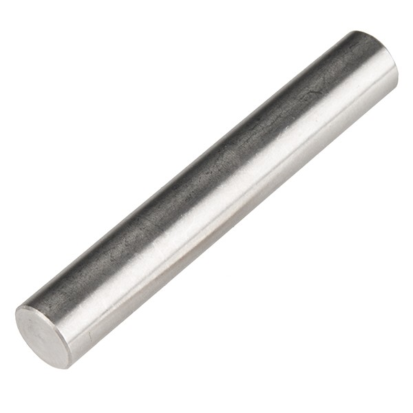 Shaft - Solid (Stainless; 5/16