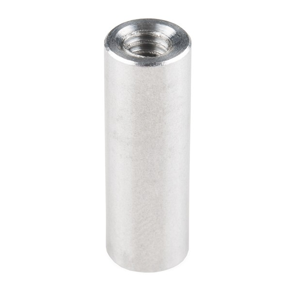 Standoff - Aluminum Threaded (6-32; 3/4