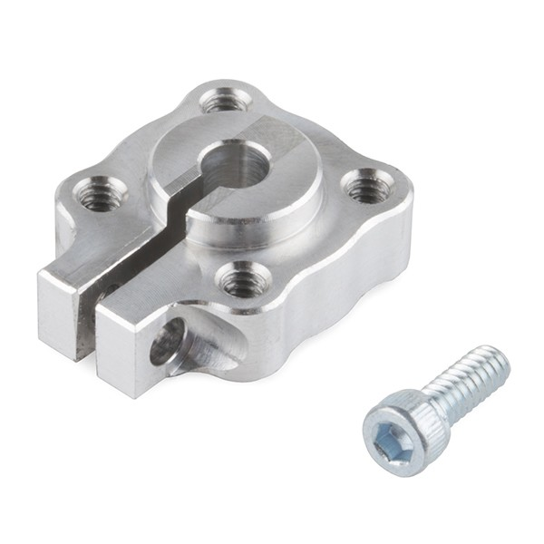 Clamping Hub - 5mm Bore