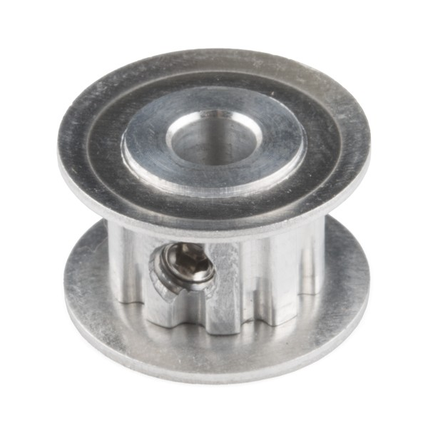 "Timing Pulley - Shaft Mount (10T 0.25"" Bore)"