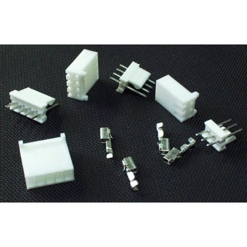 Polarized Connectors - Header (6-Pin)