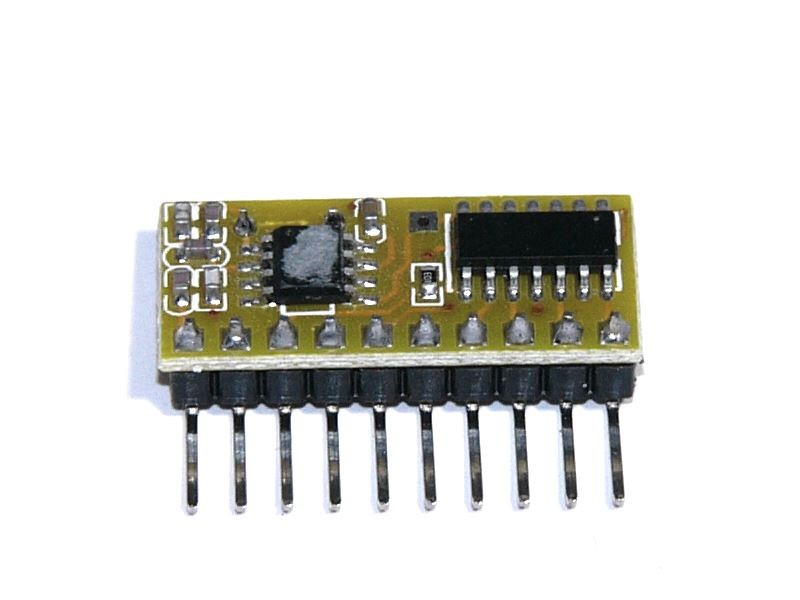 433Mhz Learning Receiver/Decoder for Remote Control