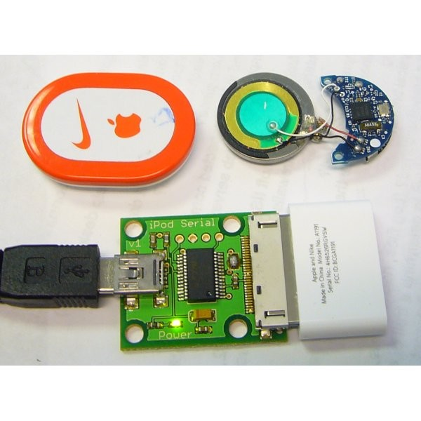 Nike+iPod Serial to USB Adapter
