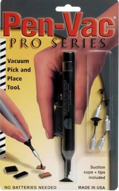 Pen-Vac - Vacuum Pick and Place Tool